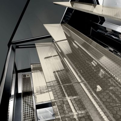 I 5 piani espositivi di Amazing